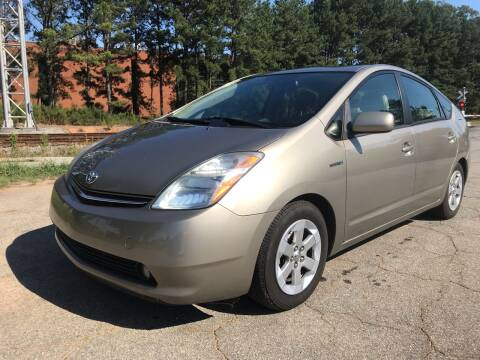 2009 Toyota Prius for sale at CAR STOP INC in Duluth GA