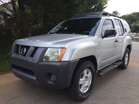 2007 Nissan Xterra for sale at CAR STOP INC in Duluth GA