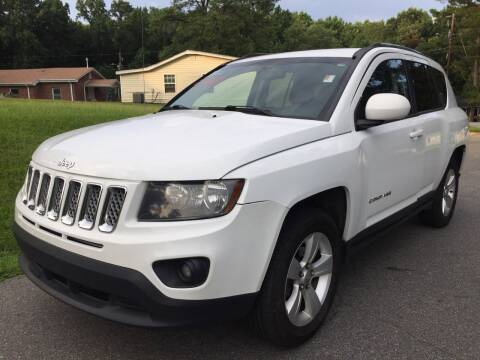 2014 Jeep Compass for sale at CAR STOP INC in Duluth GA