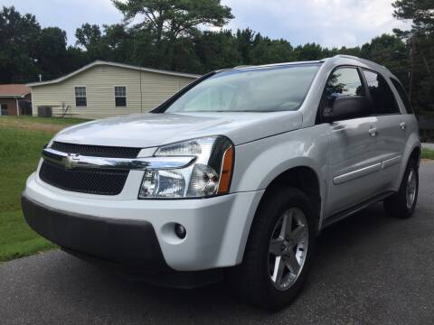 2005 Chevrolet Equinox for sale at CAR STOP INC in Duluth GA
