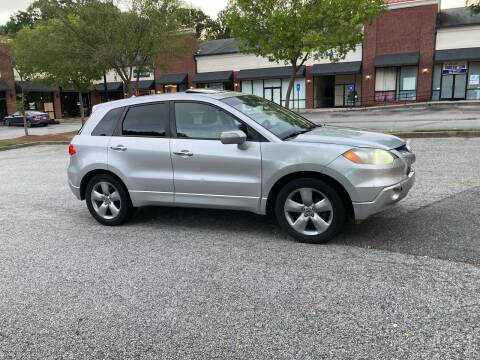 2007 Acura RDX for sale at CAR STOP INC in Duluth GA