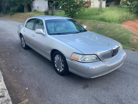 2005 Lincoln Town Car for sale at CAR STOP INC in Duluth GA