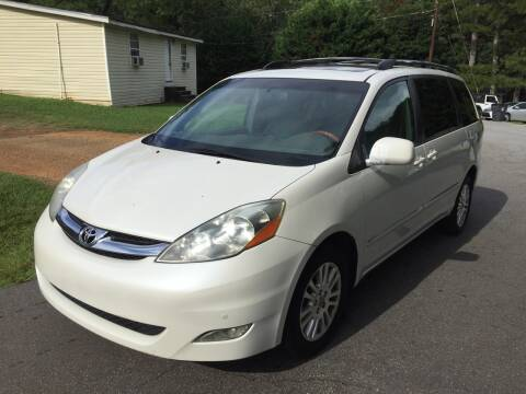 2008 Toyota Sienna for sale at CAR STOP INC in Duluth GA