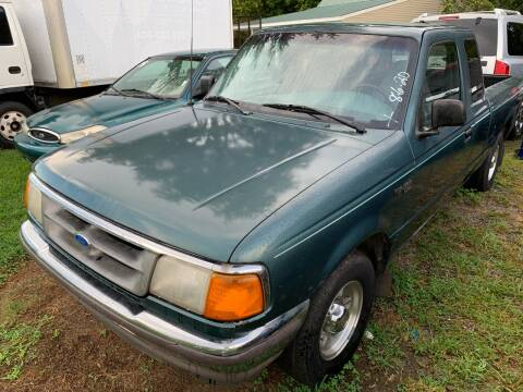 1997 Ford Ranger for sale at CAR STOP INC in Duluth GA