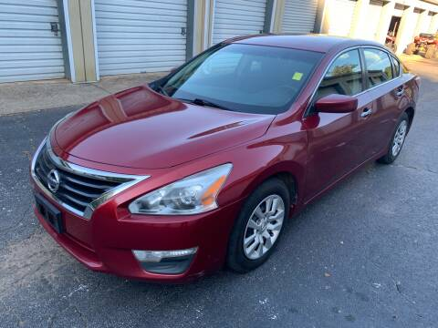 2013 Nissan Altima for sale at CAR STOP INC in Duluth GA