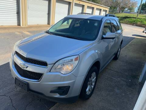 2010 Chevrolet Equinox for sale at CAR STOP INC in Duluth GA