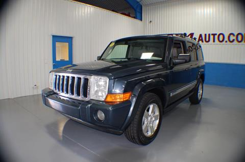 2007 Jeep Commander for sale in Palm Coast, FL