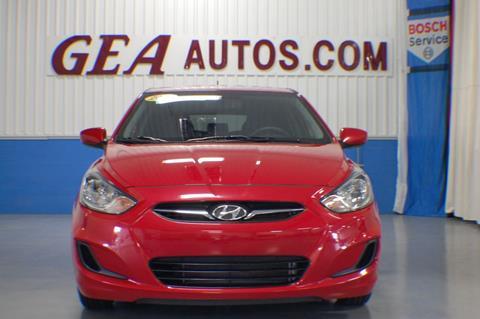 2013 Hyundai Accent for sale in Palm Coast FL