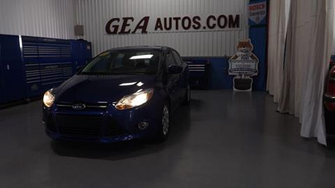 2012 Ford Focus for sale in Palm Coast FL