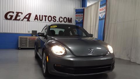 2012 Volkswagen Beetle for sale in Palm Coast FL