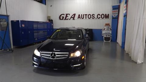2012 Mercedes-Benz C-Class for sale in Palm Coast FL