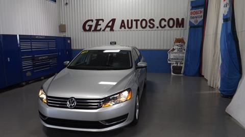2013 Volkswagen Passat for sale in Palm Coast FL