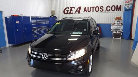 2013 Volkswagen Tiguan for sale in Palm Coast FL