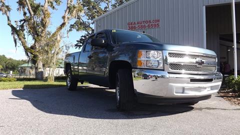 2013 Chevrolet Silverado 1500 for sale in Bunnell, FL