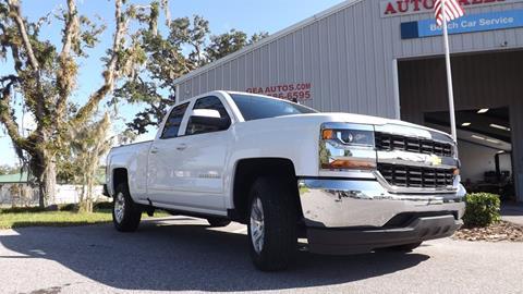2018 Chevrolet Silverado 1500 for sale in Bunnell, FL