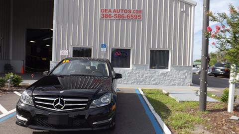2014 Mercedes-Benz C-Class for sale in Palm Coast FL