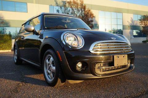2011 MINI Cooper Clubman for sale at Higear Motors LLC in Fremont CA