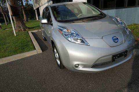 2011 Nissan LEAF for sale at Higear Motors LLC in Fremont CA