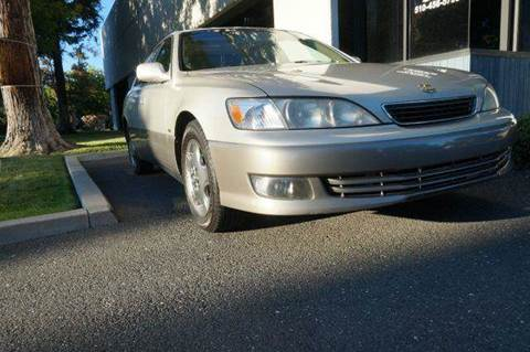 2001 Lexus ES 300 for sale at Higear Motors LLC in Fremont CA