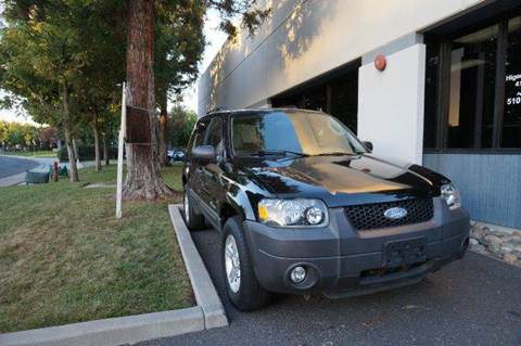 2007 Ford Escape Hybrid for sale at Higear Motors LLC in Fremont CA