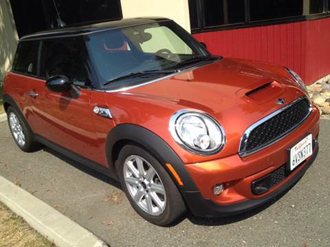 2012 MINI Cooper Hardtop for sale at Higear Motors LLC in Fremont CA