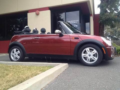 2007 MINI Cooper for sale at Higear Motors LLC in Fremont CA