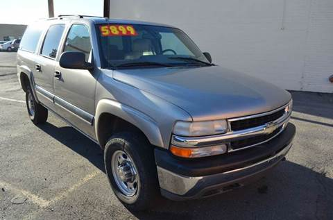 2001 Chevrolet Suburban for sale in Twin Falls, ID