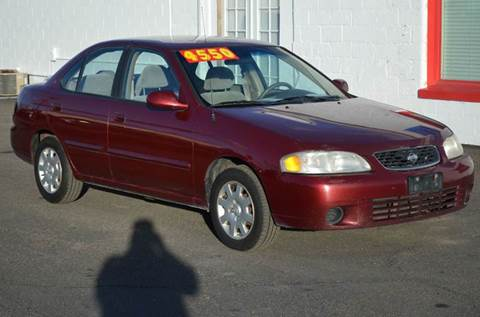 2002 Nissan Sentra for sale in Twin Falls, ID