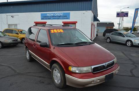 1997 Mercury Villager for sale in Twin Falls, ID