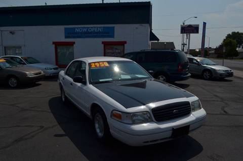 2000 Ford Crown Victoria for sale in Twin Falls, ID