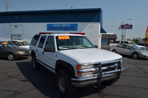 1997 Chevrolet Suburban for sale in Twin Falls, ID