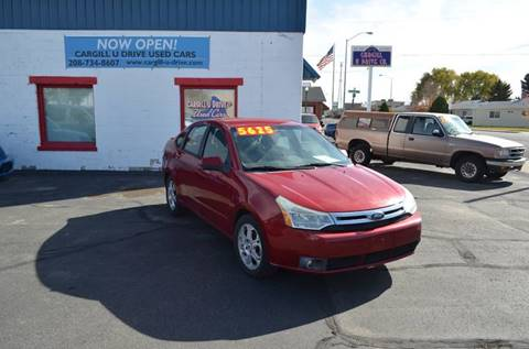 Twin Falls Car Dealerships >> Used Ford Focus For Sale In Twin Falls Id Carsforsale Com