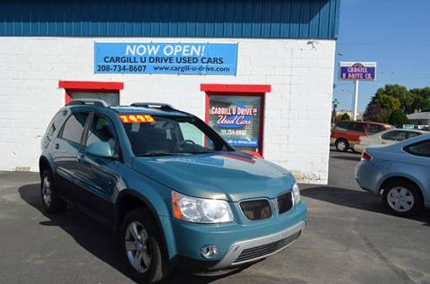 2008 Pontiac Torrent for sale in Twin Falls, ID
