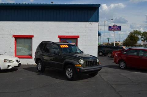 2007 Jeep Liberty for sale in Twin Falls, ID