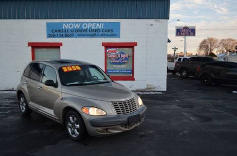 Twin Falls Car Dealerships >> 2002 Chrysler Pt Cruiser For Sale In Twin Falls Id