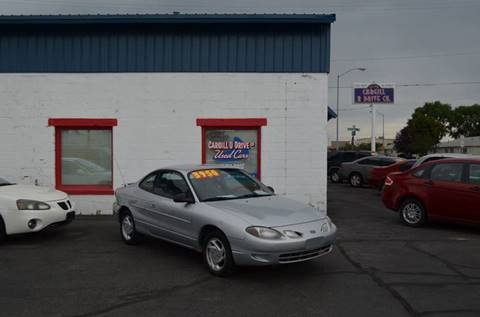 2001 Ford Escort for sale in Twin Falls, ID