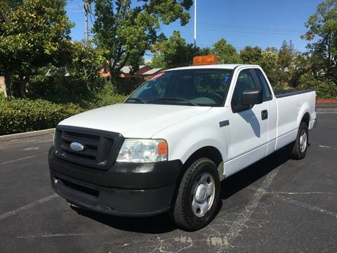 2008 Ford F-150 for sale in Sacramento, CA