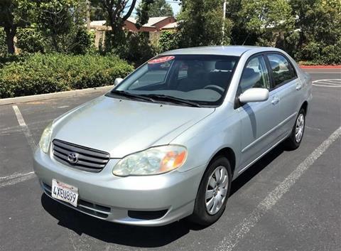 2003 Toyota Corolla for sale in Sacramento, CA