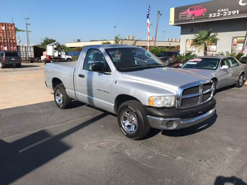 2005 Dodge Ram Pickup 1500 for sale in Monroe, LA