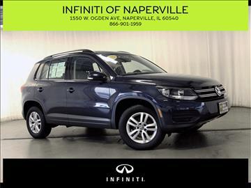 2016 Volkswagen Tiguan for sale in Naperville, IL