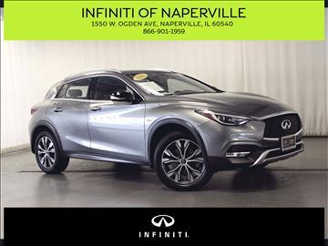 2017 Infiniti QX30 for sale in Naperville, IL