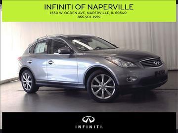 2013 Infiniti EX37 for sale in Naperville, IL