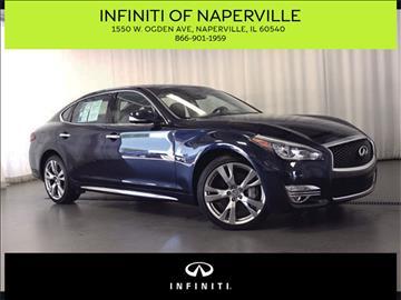2016 Infiniti Q70L for sale in Naperville, IL