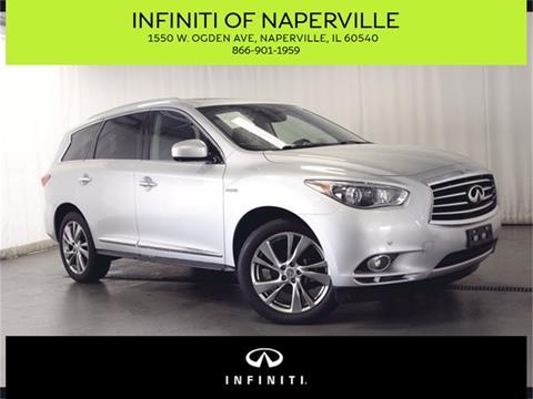 2014 Infiniti QX60 Hybrid for sale in Naperville, IL