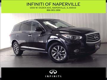 2013 Infiniti JX35 for sale in Naperville, IL