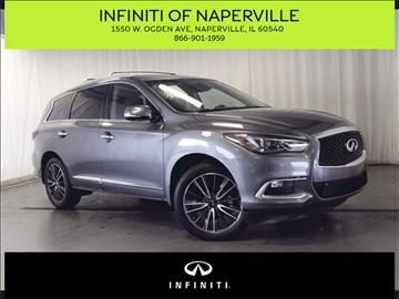 2016 Infiniti QX60 for sale in Naperville, IL