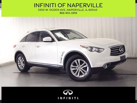 2014 Infiniti QX70 for sale in Naperville, IL