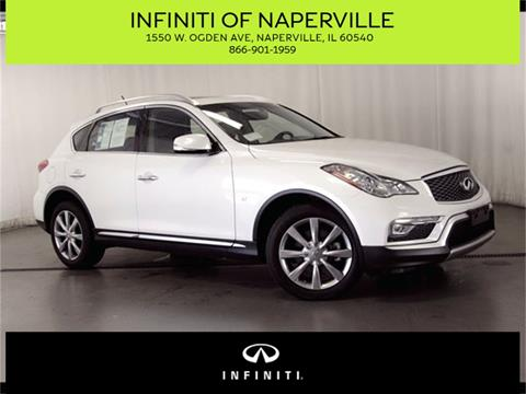 2016 Infiniti QX50 for sale in Naperville, IL