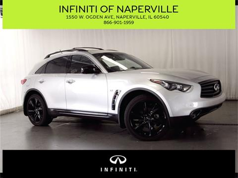 2016 Infiniti QX70 for sale in Naperville, IL