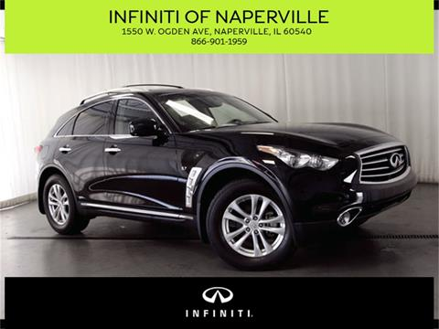 2015 Infiniti QX70 for sale in Naperville, IL